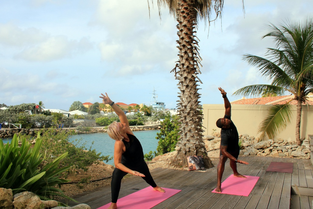 Caribbean Dutch Masters Yoga