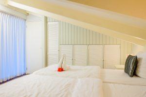 attic bedroom Sunrise View