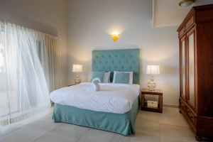Sea Star blue bedroom