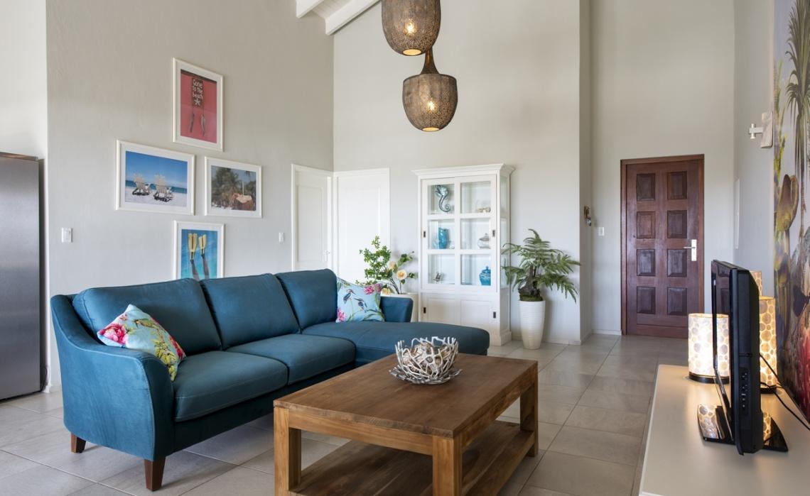 open living room Ocean Breeze