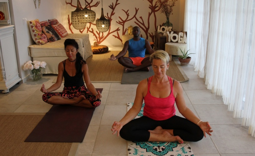 Yoga Retreat at Curacao Luxury Holiday Rentals