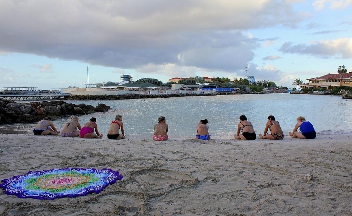 Yoga Retreat at Curacao Luxury Holiday Rentals