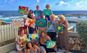 Art Retreat at Curacao Luxury Holiday Rentals