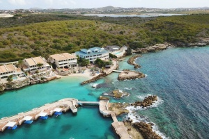 Curacao Luxury Holiday Rentals – Located in the Curacao Ocean Resort – Aerial photos